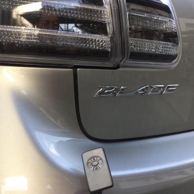 トヨタのブレイドBLADEスマートキー鍵紛失のトラブル解決作業